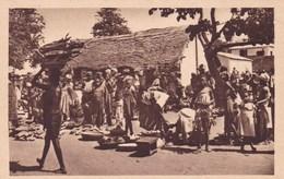 MALANVILLE SCENE DU MARCHE (dil267) - Benin