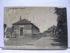 60 - LE DELUGE - LA MAIRIE - ANIMEE - MAUVAIS ETAT - Other Municipalities