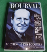 Dvd Zone 2 Le Chemin Des écoliers 1959 Collection Bourvil Vf - Comédie