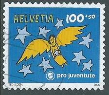 2006 SVIZZERA USATO PRO JUVENTUTE 100+50 CENT - CZ40-7 - Switzerland