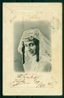 Russie  1906 - Michel N. 47  - Carte Postale Femme Géorgienne - Géorgie