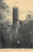 L'Ariége - Pamiers - La Cathédrale, Vue Du Castella - Phototypie Labouche Frères - Carte N° 124 Non Circulée - Pamiers