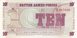 GRANDE-BRETAGNE   10 New Pence   ND (1972)   P. M 48   UNC - Forze Armate Britanniche & Docuementi Speciali