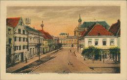 AK Rheinberg Niederrhein, Holzmarkt, Um 1918 (3839) - Other