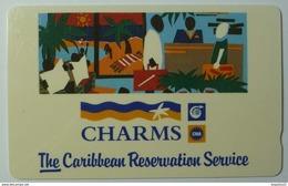 CARIBBEAN GENERAL - GPT - GEN-CC2A - 1991 - Charms - 2CCMA - 1200ex - Mint - RARE