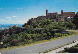 TOSCANA - CASTELLAZZARA -PANORAMA - EDIZ. MULTIGRAF - VIAGGIATA 1975 - Italia