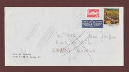 3.- 2720 De 1991 - Adresse Fantaisiste - M. AVRIL à RODERN. 68 - Voir Les 2 Scannes - Variedades Y Curiosidades