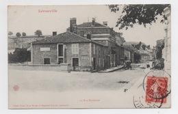 55 MEUSE - LEROUVILLE La Rue Nationale - Lerouville