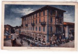Viserba- Grand Hotel Stella D'Italia  Viaggiata 1929 Macchia Al Retro  E528 - Altre Città