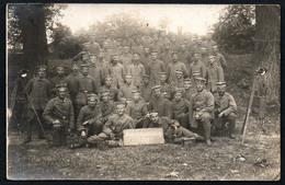 A2584 - Alte Foto Ansichtskarte - 1. WK WW - Soldaten - Uniform - Nachrichtenabteilung 107 ? - 1918 - War 1914-18