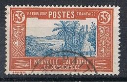 NOUVELLE-CALEDONIE N°151  Oblitération De Paita - Gebraucht