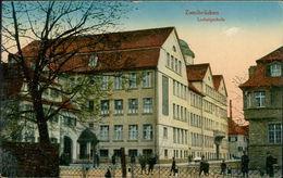 AK Zweibrücken, Ludwigschule, O 1921 (3754) - Zweibruecken