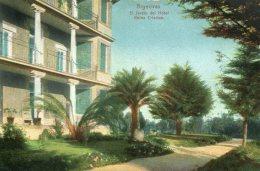SPAIN - Algeciras - El Jardin De Hotel  Reina Christina - España