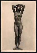 A2604 - Alte Foto Ansichtskarte - Haus Der Deutschen Kunst - Paul Scheurle - Elegie - Hoffmann - Sculptures