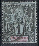 OCEANIE N°1  Oblitération De Taiti - Used Stamps