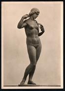 A2608 - Alte Foto Ansichtskarte - Haus Der Deutschen Kunst - Josef Fr. Riedl - Venus Von Wels - Hoffmann - Sculptures