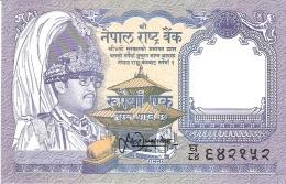 NEPAL   1 Rupee   ND (1991-)   Sign.13   P. 37   UNC - Népal