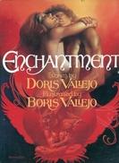 Boris Vallejo Enchantment Superbe En Anglais - Books, Magazines, Comics