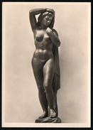 A2611 - Alte Foto Ansichtskarte - Haus Der Deutschen Kunst - Adolf Abel - Nocturno - Hoffmann - Sculptures