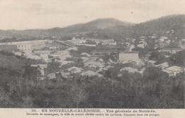 Océanie - Nouvelle-Calédonie - Précurseur - Nouméa - Ville Abritée Des Cyclones - N° 36 - New Caledonia