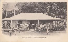 Océanie - Nouvelle-Calédonie - Précurseur Mission Catholique D'Hienghen - Ecole -  Editeur Bergeret - New Caledonia
