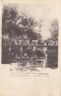 Océanie - Nouvelle-Calédonie - Précurseur -  Mission Pères Maristes Pont De Saint-Louis -  Editeur Bergeret - New Caledonia