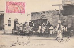 Afrique - Djibouti - Café Somali - 1913 - Gibuti