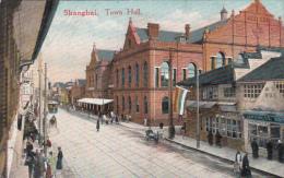 Asie - Chine China - Shanghai - Town Hall - 1913 - China