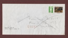 2714 De 1991 - Adresse Fantaisiste - M. MINUTE à TÜRCKHEIM. 68 - Cachet Retour De Türckheim - Voir 2 Scannes - Variedades Y Curiosidades