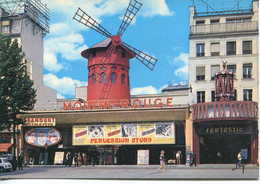 75 - Paris : Le Moulin Rouge - Francia