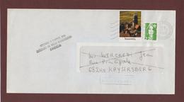 2714 De 1991 - Adresse Fantaisiste - M. MERCREDI à KAYSERSBERG 68 - Cachet Retour De Kaysersberg - Voir 2 Scannes - Variedades Y Curiosidades