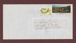 2778 De 1992 - Adresse Fantaisiste - M. JEUDI à KATZENTHAL. 68 - Cachet Retour De TURCKHEIM - Voir 2 Scannes - Variedades Y Curiosidades