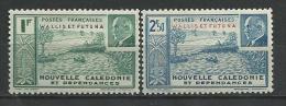 "Wallis YT 90 & 91  "" Pétain "" 1941 Neuf** - Wallis-Et-Futuna"