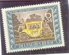 1943 ALLEMAGNE Y & T N° 747 ( ** ) Journée Du Timbre - Duitsland