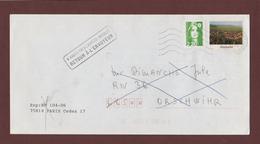 2714 De 1991 - Adresse Fantaisiste - M. DIMANCHE à ORSCHWIHR. 68 - Flamme Retour De Orschwihr - Voir 2 Scannes - Variedades Y Curiosidades