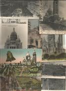 Cp , 75 , PARIS , Sacré Coeur , MONTMARTRE  , Lot De 16  CARTES POSTALES - Postcards