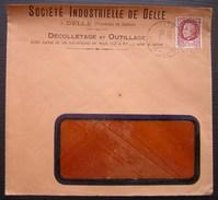 1944 Delle (territoire De Belfort) Société Industrielle Décolletage Et Outillage - 1921-1960: Modern Period