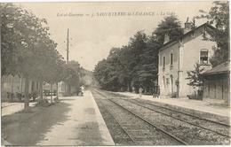 Sauveterre La Lemance La Gare - Andere Gemeenten
