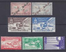 SYRIE - 1958 - Poste Aérienne -  N° 135 à 141 - Neufs - X X - MNH - TB - - Syrië