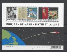BL109 (belgië) Kuifje (nr 3249-3253) ** - Stripsverhalen