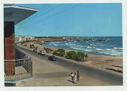 San Foca (Lecce) - Il Lungomare - Viaggiata 1970 - Lecce
