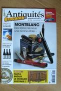 Antiquités & Brocante N° 215 - Stylos Montblanc - Les Lampes Du XXe Siècle - Vins - Brocantes & Collections
