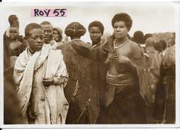 Etiopia Colonie Italiane Indigeni Del Guraghe - Ethiopia