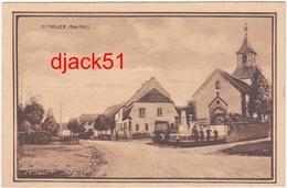 67 - OTTWILLER (Bas-Rhin) - 1924 - Autres Communes