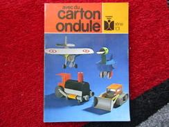Carton Ondulé  / éditions Fleurus De 1978 - Libri, Riviste, Fumetti