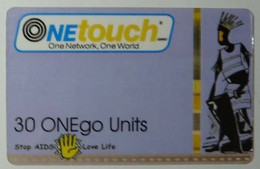 GHANA - Prepaid Top Up - One Touch - 30 Units - Used - Ghana