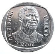 "2000 - South Africa - 5 Edge ""Mandela"" - KM# 230 - Sud Africa"