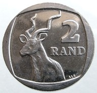 2016 - South Africa 2 Rand - EF - Sud Africa