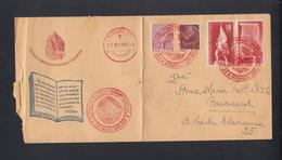 Romania Cover 1948 Special Cancellation - 1948-.... Repubbliche