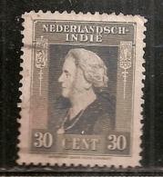 INDES NEERLANDAISES    OBLITERE - Niederländisch-Indien